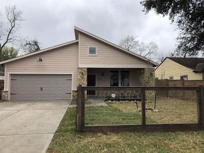 Houston Single Family Home For Sale: 3814 Landa Lane