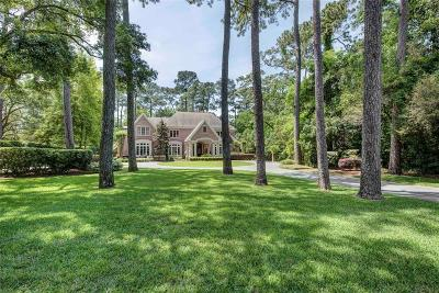 Houston Single Family Home For Sale: 135 Hickory Ridge Drive