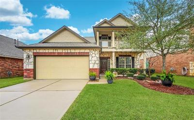 Cypress Single Family Home For Sale: 17815 Dappled Walk Way