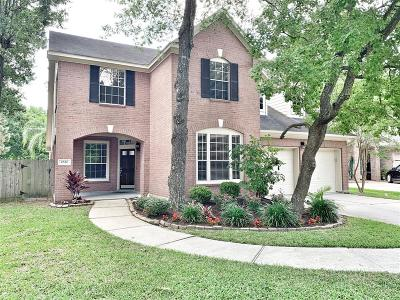 Humble Single Family Home For Sale: 6526 Upper Lake Drive