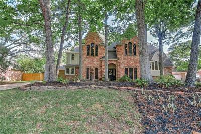 Kingwood Single Family Home For Sale: 5115 Gladehill Drive