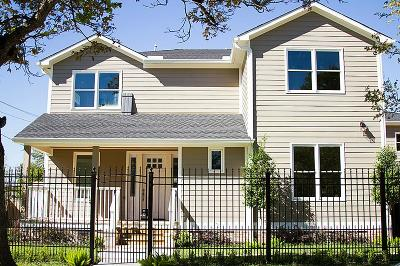 Houston Heights, Houston Heights Annex, Houston Heights, Timbergrove Single Family Home For Sale: 605 Cortlandt