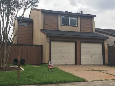 Houston TX Single Family Home For Sale: $129,900