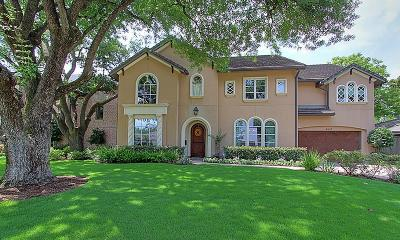 Houston Single Family Home For Sale: 4631 Waring