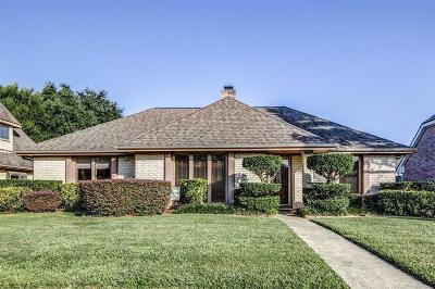Houston Single Family Home For Sale: 10022 Sagemill Drive