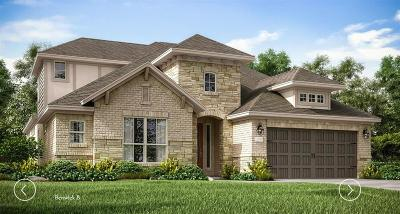 Tomball Single Family Home For Sale: 8826 Stonebriar Creek Crossing