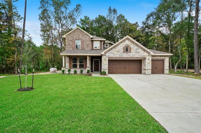 Huffman Single Family Home For Sale: 28603 Riverside Crest Lane