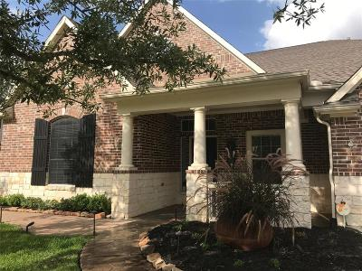Tomball Single Family Home For Sale: 18718 Aberdeen Hollow Lane