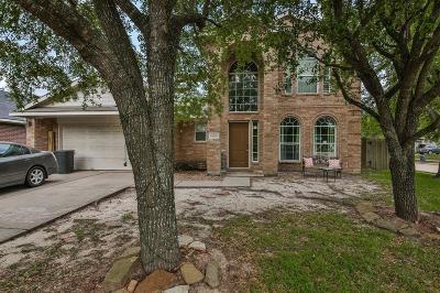 Cypress Single Family Home Pending: 14739 Windwood Park Lane