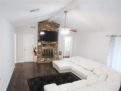 Houston Single Family Home For Sale: 11611 Sandstone Street