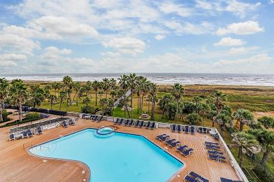Galveston TX Mid/High-Rise For Sale: $350,000