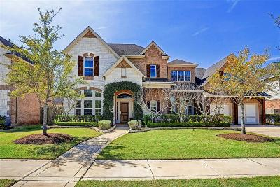 Sugar Land Single Family Home For Sale: 5214 Briarwick Meadow Lane