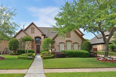 Houston Single Family Home For Sale: 12531 Still Harbour Drive