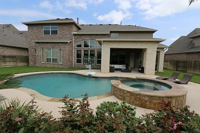 Katy Single Family Home For Sale: 27515 Hurston Glen