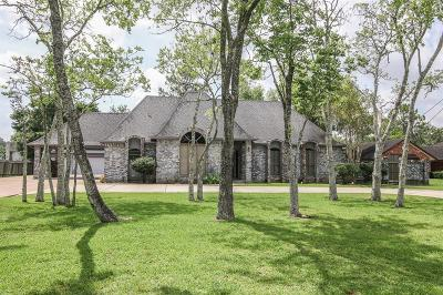 Friendswood Single Family Home For Sale: 1111 W Edgewood Drive