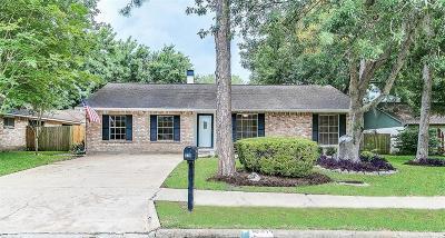 Friendswood Single Family Home For Sale: 16314 Oxnard Lane