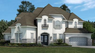 Montgomery Single Family Home For Sale: 136 Larkhaven Drive