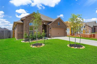 Pearland Single Family Home For Sale: 2724 Kaman Lane