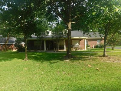 Tomball Single Family Home For Sale: 14159 Turnervine Drive