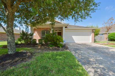 Conroe TX Single Family Home For Sale: $191,000