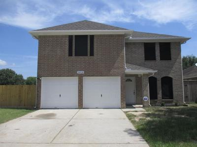 Hockley Single Family Home Pending: 24410 Bar Kay Lane