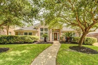Cypress Single Family Home For Sale: 16110 Lockdale Lane