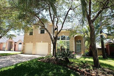 Cypress Single Family Home For Sale: 14718 Hartaway Lane
