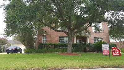 Pearland Single Family Home For Sale: 8309 Preston Drive