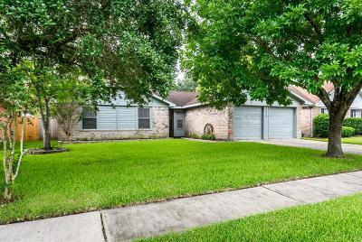 League City Single Family Home For Sale: 2515 Orion Drive