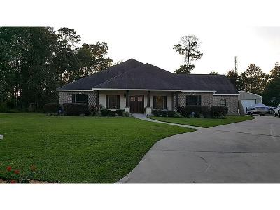 Baytown Single Family Home For Sale: 6319 Nowlin Drive