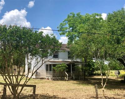 Austin County Country Home/Acreage For Sale: 4183 Fm 1458