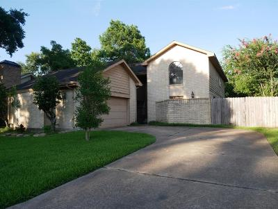 Houston Single Family Home For Sale: 12618 Ashford Pine Drive