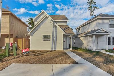 Montgomery Single Family Home For Sale: 16642 East Hammon