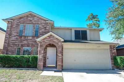 Kingwood Single Family Home For Sale: 26895 Castlecliff Lane