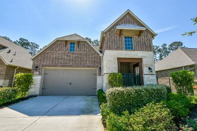 Tomball Single Family Home For Sale: 42 Sundown Ridge Place