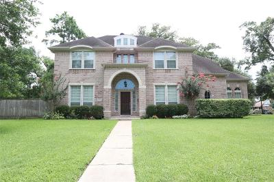 Houston Single Family Home For Sale: 7533 Briar Rose Drive