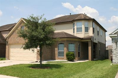 Humble TX Single Family Home For Sale: $215,000