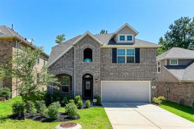 Montgomery Single Family Home For Sale: 109 Logan Pass Court