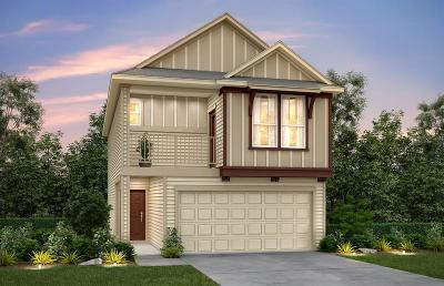 Houston Single Family Home For Sale: 8620 Hollyoaks Creek Lane