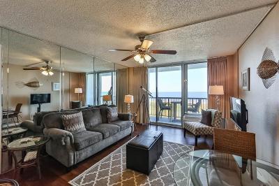 Galveston Mid/High-Rise For Sale: 415 E Beach Drive #510