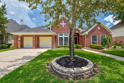 Manvel Single Family Home For Sale: 3115 Red Ridge Court