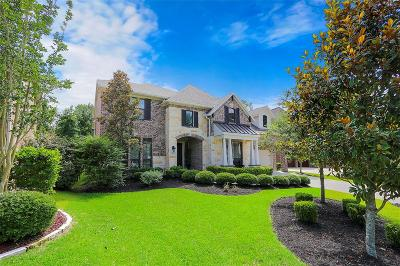 Magnolia Single Family Home For Sale: 87 S Almondell Circle