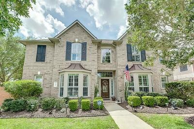 Katy Single Family Home For Sale: 4522 Huntwood Hills Lane