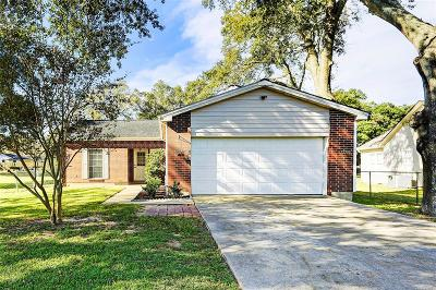 Sealy Single Family Home For Sale: 612 NW Front St. Street