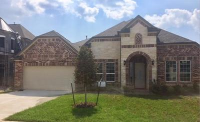 Cypress Single Family Home For Sale: 15003 House Martin Ln