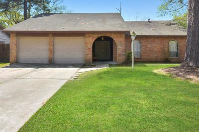 Kingwood Single Family Home For Sale: 2902 Birch Creek Drive