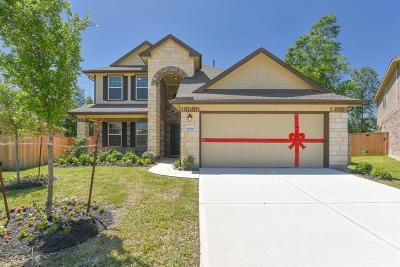 Porter Single Family Home For Sale: 4000 Erlington Bend Trace