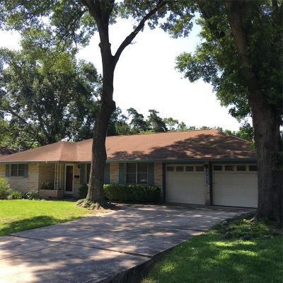 Houston Single Family Home For Sale: 8915 Railton Street