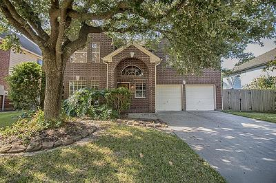 League City, League Single Family Home For Sale: 2113 Castle Drive