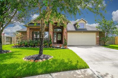 Rosenberg Single Family Home For Sale: 1007 Traveler Court